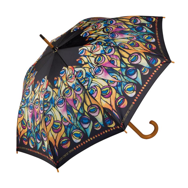 Goebel - Louis Comfort Tiffany parasol damski automatyczny