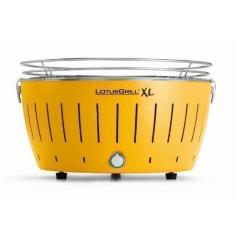 LotusGrill - Grill węglowyl XL Żółty