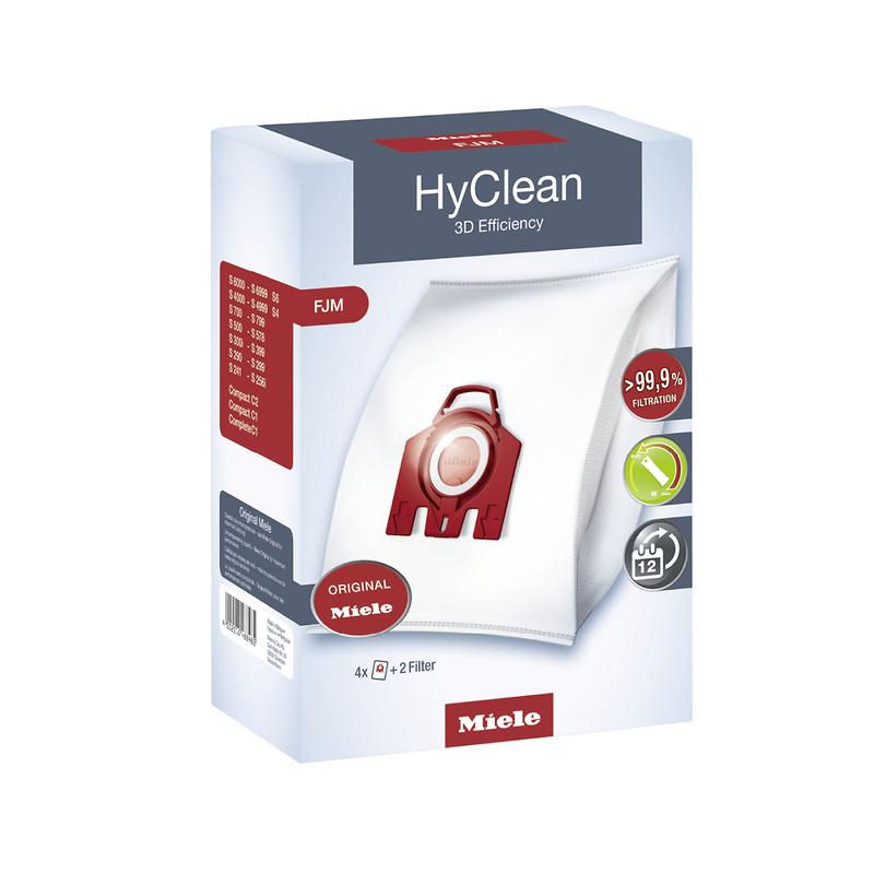 Miele- F/J/M HyClean 3D Efficiency Worki do odkurzaczy