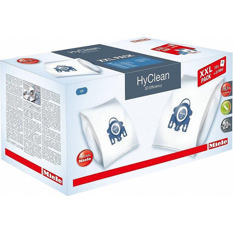 Miele- GN HyClean 3D XXL pack Worki do odkurzaczy