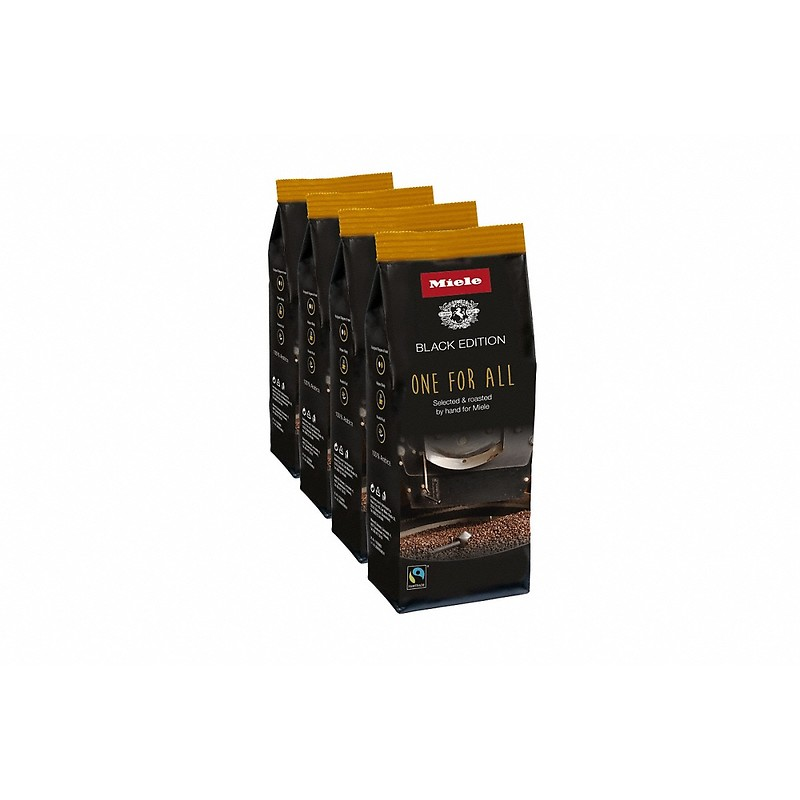 Miele - Kawa Black Edition ONE FOR ALL