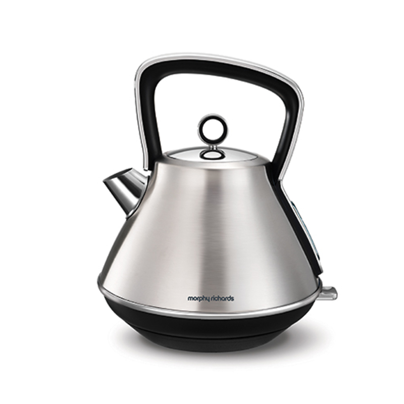 Morphy Richards - Evoke Czajnik brushed