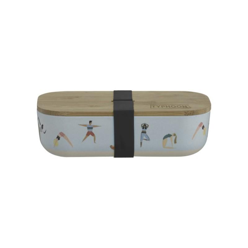Typhoon - Active Pure Lunchbox z włókien bambusa