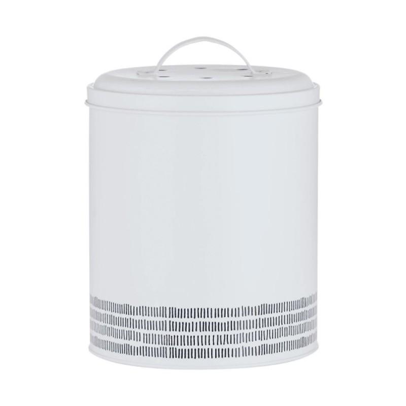 Typhoon - Monochrome Kompostownik z filtrami biały
