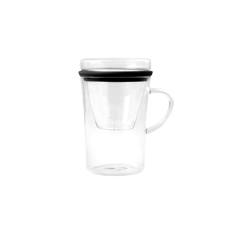 Vialli Design - Amo Szklanka z zaparzaczem
