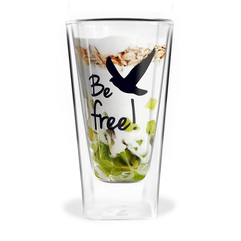 Vialli Design -  Vita Be free Szklanka wysoka z podwójną ścianką