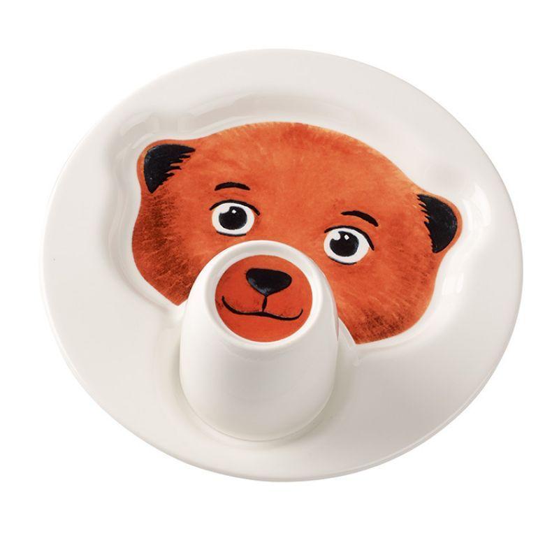 Villeroy & Boch - Animal Friends Zestaw dla dzieci Niedźwiadek