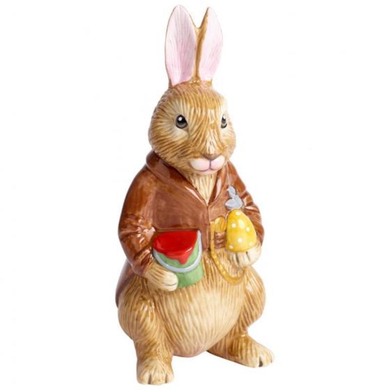 """Villeroy & Boch - Bunny Tales Figurka porcelanowa """"Dziadek Hans"""""""
