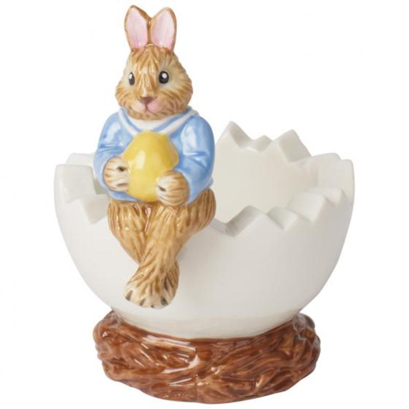 "Villeroy & Boch - Bunny Tales Świecznik na tealight ""Króliczek Max"""
