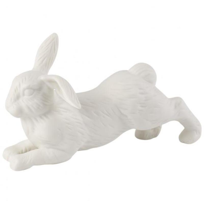 Villeroy & Boch - Easter Bunnies 2019 Figurka porcelanowa zajączek biegnący