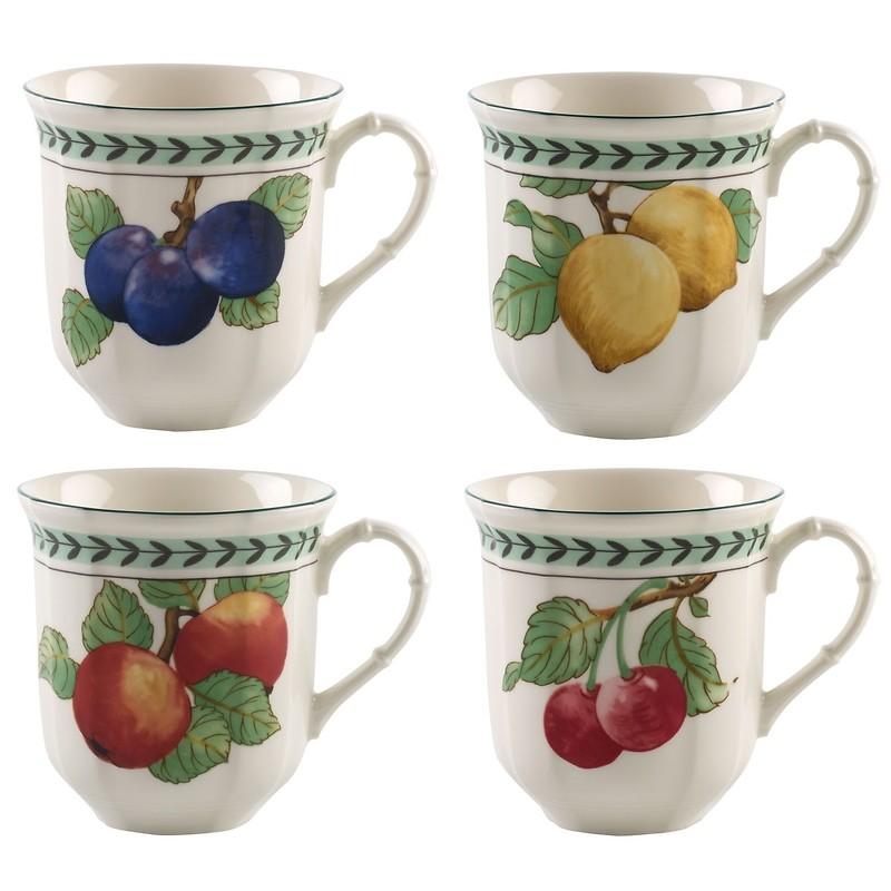 Villeroy & Boch - French Garden Modern Fruits Zestaw kubków