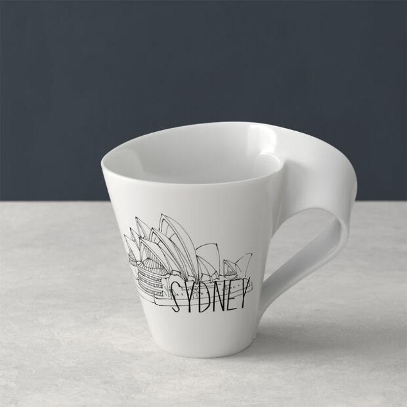 Villeroy & Boch - NewWave Modern Cities kubek do kawy Sydney
