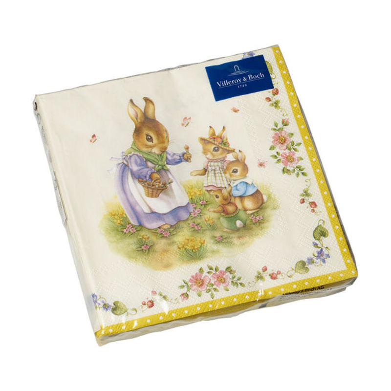 Villeroy & Boch - Spring Fantasy Accessories serwetki, rodzina