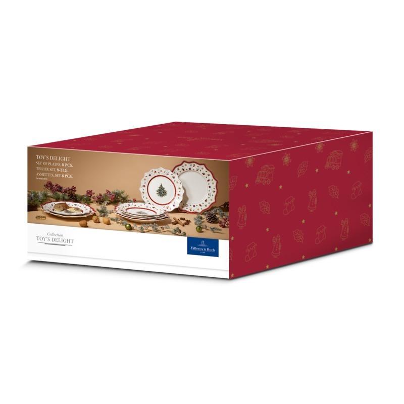 Villeroy & Boch - Toy's Delight Zestaw talerzy