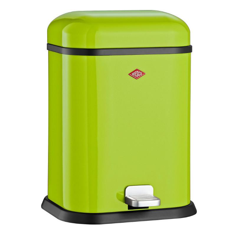Wesco - Single Boy kosz na śmieci, zielony