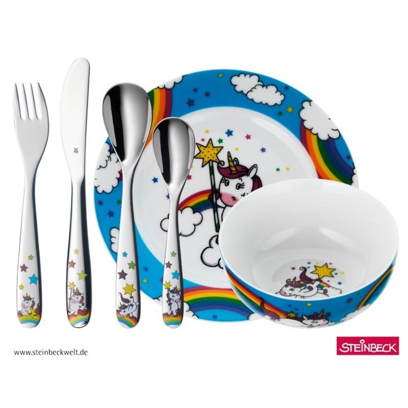 WMF - Jednorożec Disney Zestaw obiadowy dla dzieci