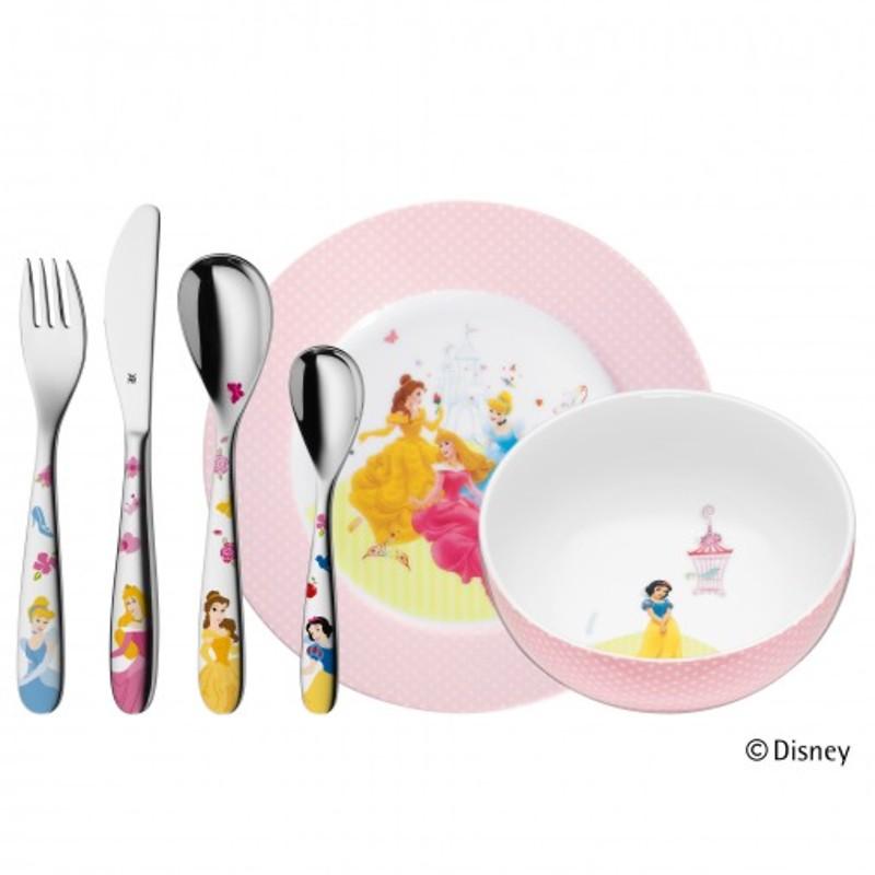 """WMF - """"Księżniczki Disney'a"""" Zestaw obiadowy dla dzieci"""