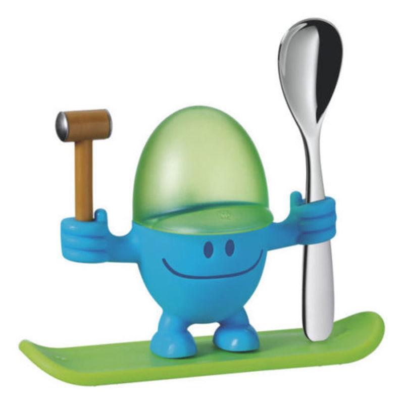 WMF - McEgg Kieliszek do jajka niebieski