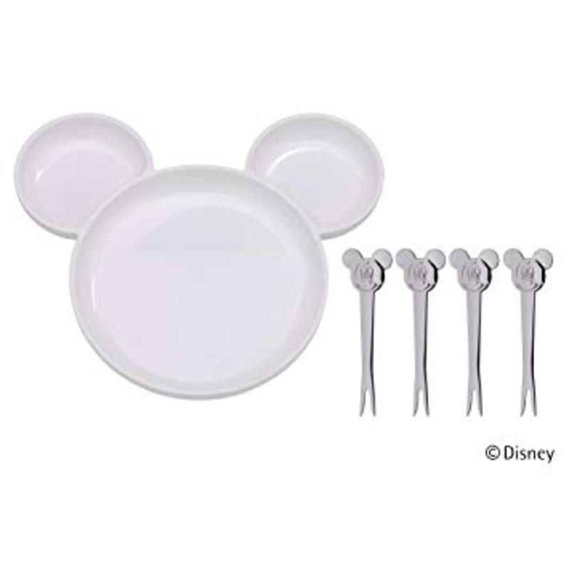 WMF - Mickey Mouse zestaw do przekąsek