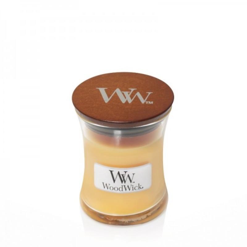 WoodWick - Świeca mała Seaside Mimosa