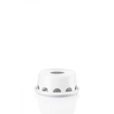 Arzberg - Form 1382 White Podgrzewacz z podstawką