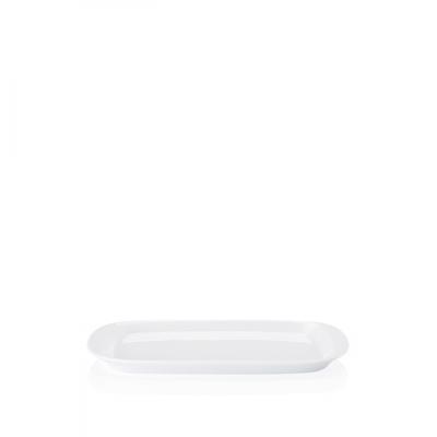 Arzberg - Form 1382 White Taca na mlecznik i cukiernicę