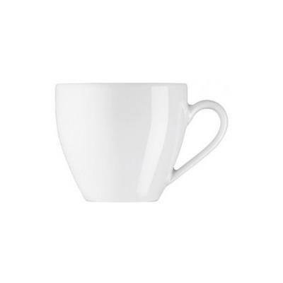 Arzberg - Form 2000 Weiss Filiżanka do espresso ze spodkiem