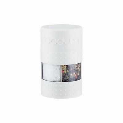 Bodum - Bistro Młynek do soli i pieprzu, biały