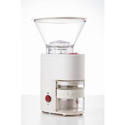 Bodum - Bistro Młynek elektryczny do kawy, biały