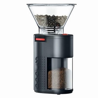 Bodum - Bistro Młynek elektryczny do kawy, czarny