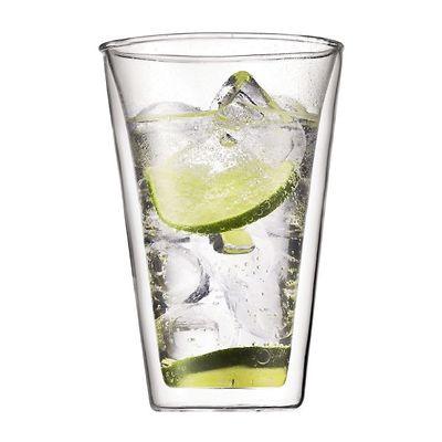 Bodum - Canteen Zestaw 2 szklanek
