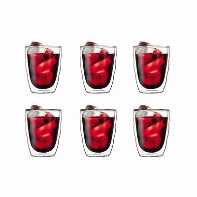 Bodum - Pilatus Zestaw 6 szklanek