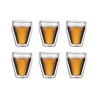 Bodum - Titlis Zestaw 6 szklanek