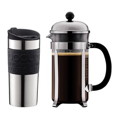 Bodum - Travel Mug Kubek termiczny stalowy