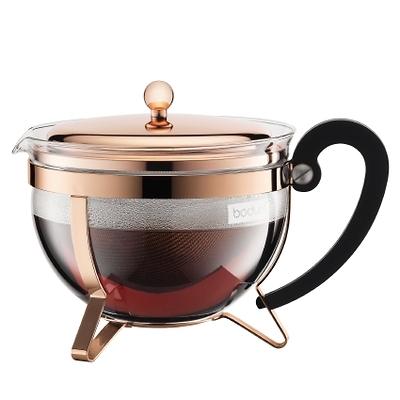Bodum - Zaparzacz tłokowy do herbat , miedziany
