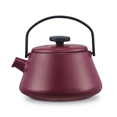 Brabantia - Czajnik do zaparzania herbaty T-Time Aubergine Red