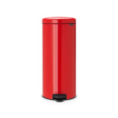 Brabantia - New Icon kosz pedałowy, czerwony