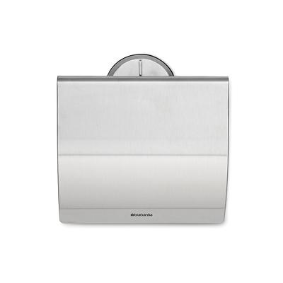 Brabantia - Profile uchwyt na papier toaletowy, srebrny