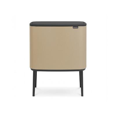 Brabantia -  Touch Bin Bo kosz na śmieci, złoty