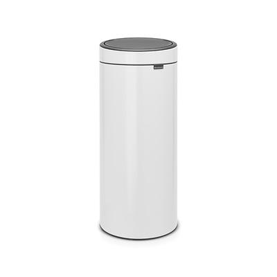Brabantia - Touch Bin kosz na śmieci, biały
