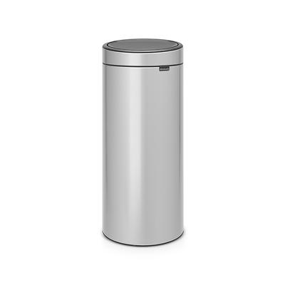 Brabantia - Touch Bin kosz na śmieci, metalowy