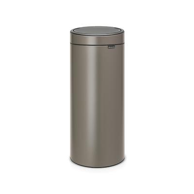 Brabantia - Touch Bin kosz na śmieci, platynowy