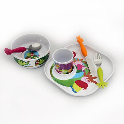 Bugatti - Baby Sweet Home Zestaw obiadowy dla dzieci