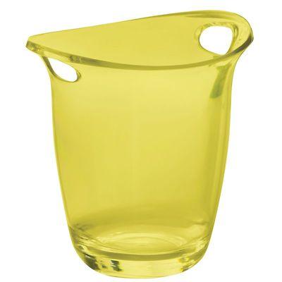 Bugatti - Glamour cooler do wina i szampana, żółty