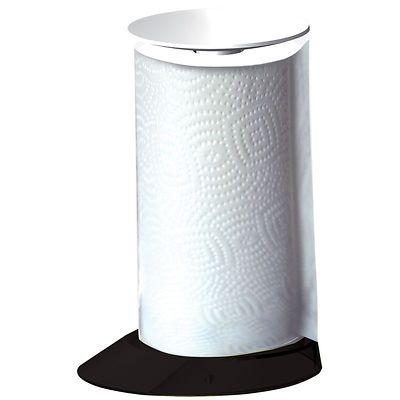 Bugatti - Glamour stojak na ręczniki papierowe, czarny