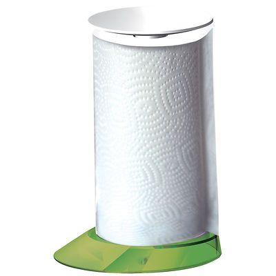 Bugatti - Glamour stojak na ręczniki papierowe, zielony