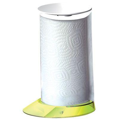 Bugatti - Glamour stojak na ręczniki papierowe, żółty