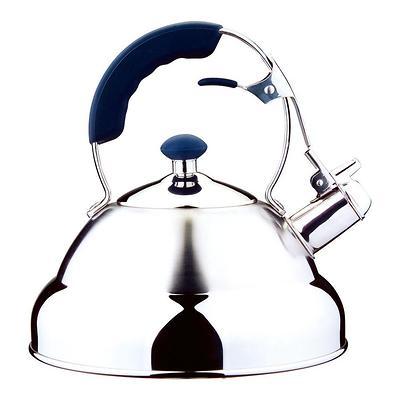 Carl Schmidt Sohn - Aquatic Czajnik stalowy z gwizdkiem
