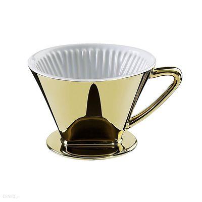 Cilio - Filtr do kawy Złoty