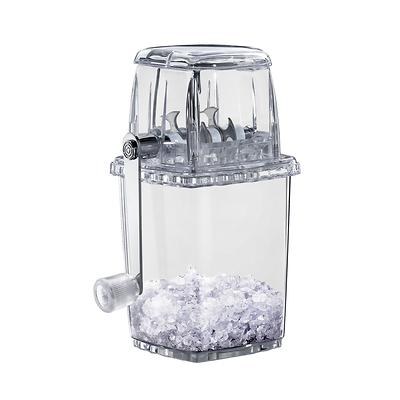 Cilio - Ręczna kruszarka do lodu